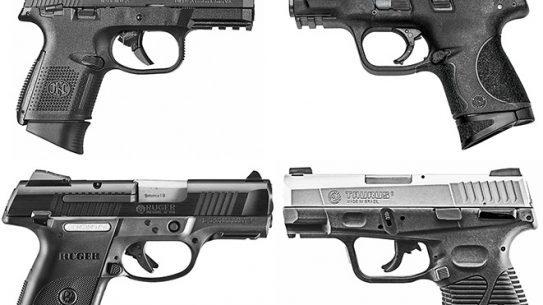 pistol, pistols, subcompact pistol, subcompact pistols