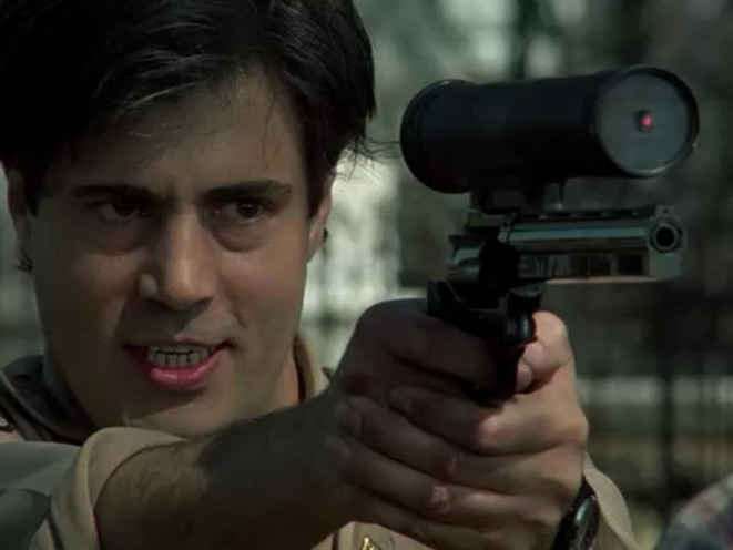Horror Movie Guns Friday the 13th