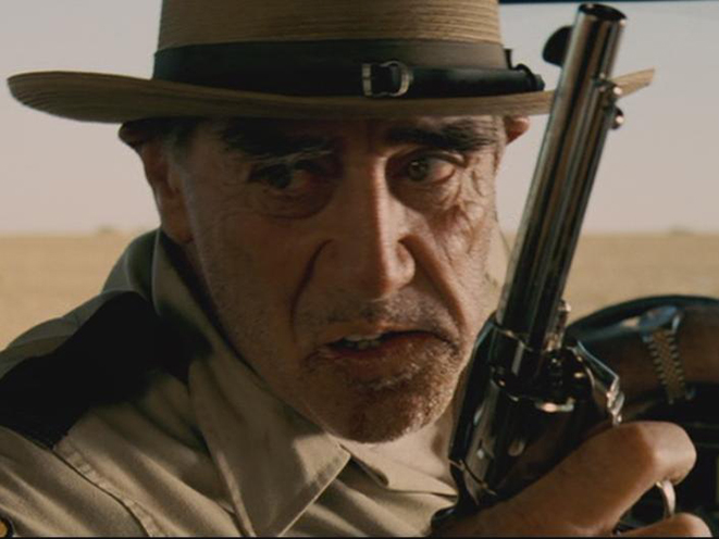 Horror Movie Guns Texas Chainsaw Massacre