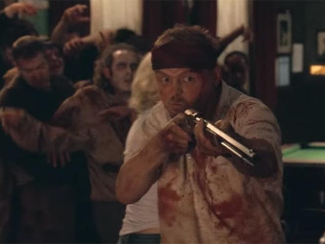 Horror Movie Guns Shaun of the Dead