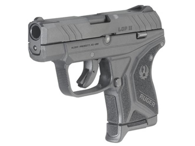 ruger, Ruger LCP II, LCP II, LCP II .380, LCP II handgun