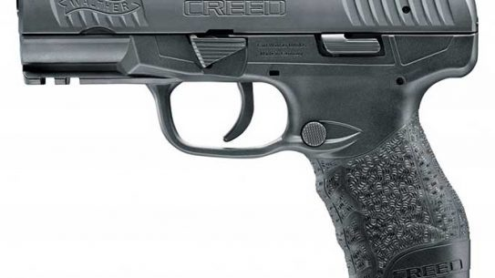 walther, Walther Creed, walther creed pistol