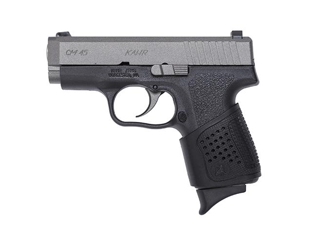 kahr cm9 pistol from kahr firearms group