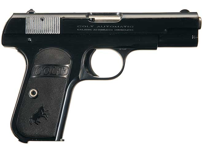 concealed carry guns colt model 1903