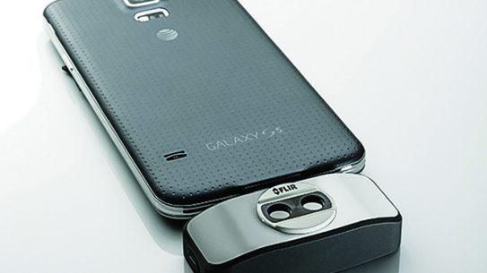 FLIR One device