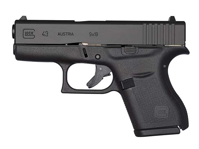 concealed carry guns glock 43
