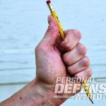 improvised weapons pencil