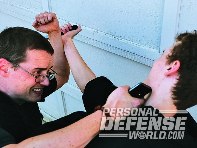 self defense using improvised weapons
