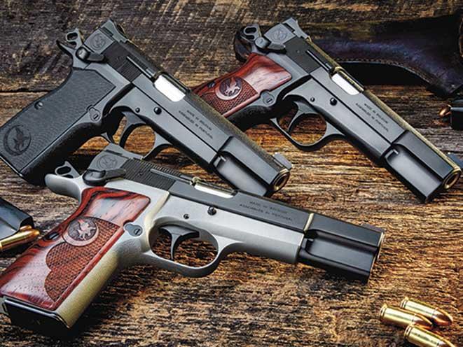 nighthawk browning hi-power pistol
