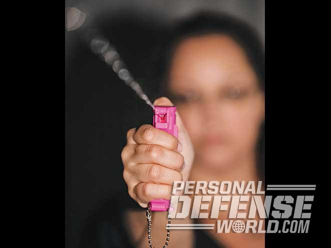 pepper spray self defense