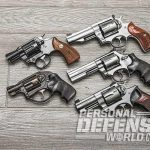 using revolvers for personal defense