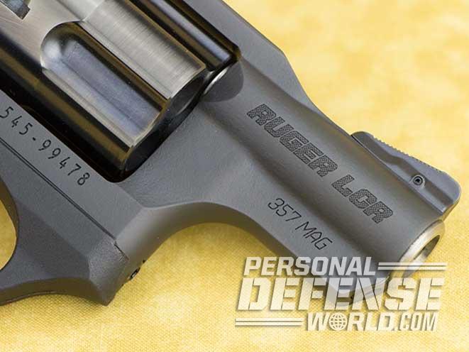 S&W Model 640 handgun