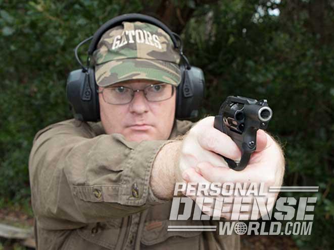S&W Model 640 pistol