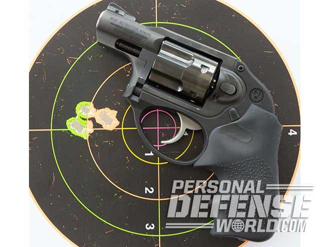 ruger lcr target, model 640