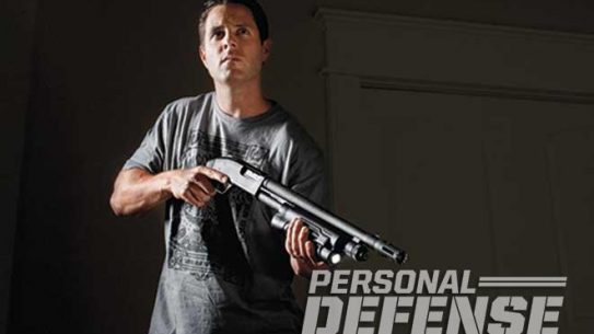 home defense shotgun for protection