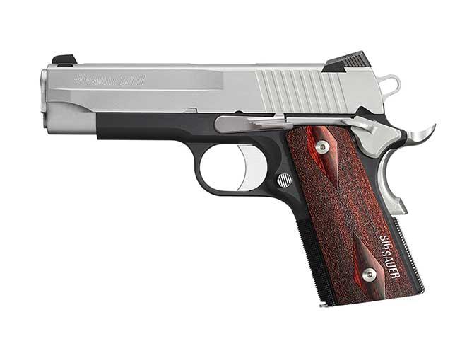 Sig Sauer 1911 C3 pistol