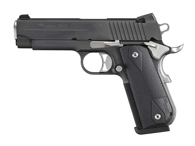 Sig Sauer 1911 FASTBACK CARRY NIGHTMARE pistol