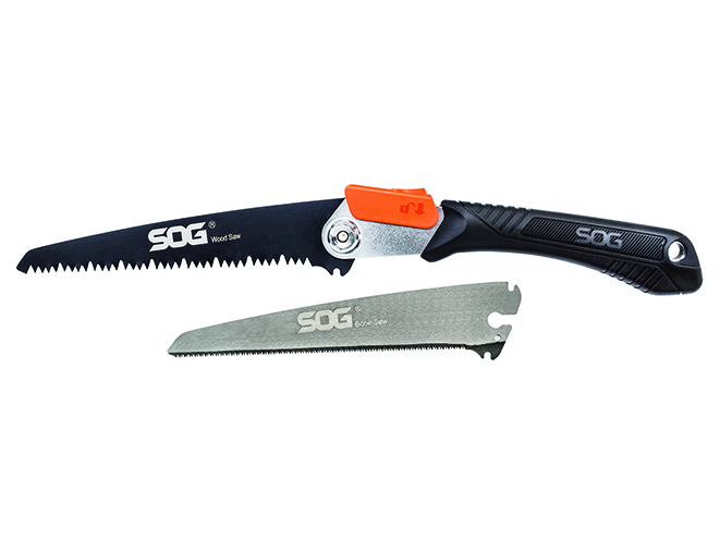 survival gear SOG Folding Saw