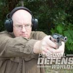 S&W Model 640 gun test