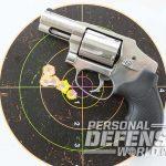 S&W Model 640 target
