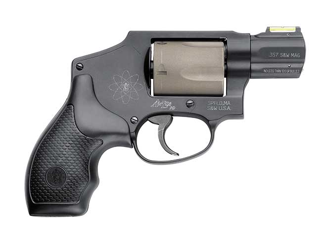 concealed carry guns s&w model 340pd