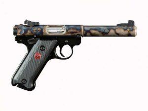 Turnbull Ruger Mark IV pistol