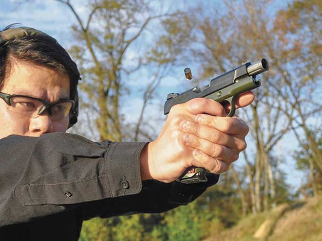 Wilson Combat Compact Carry gun test