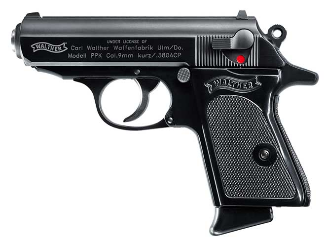 concealed carry guns walther ppk