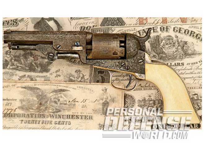 colt model 1849 pocket pistol