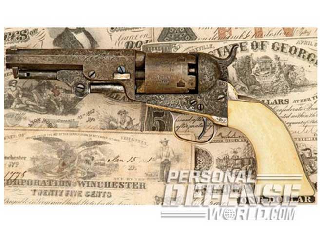 colt model 1849, pocket pistols