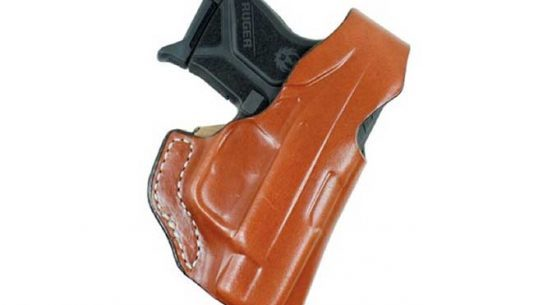 DeSantis Quick Snap ruger lcp ii holster