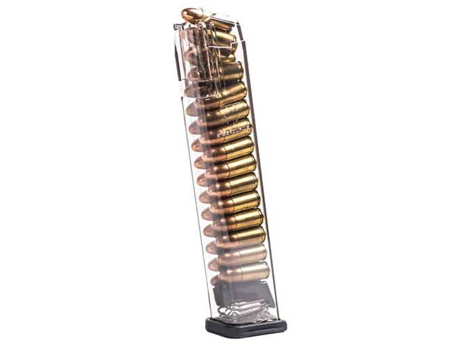ets group clear glock mag
