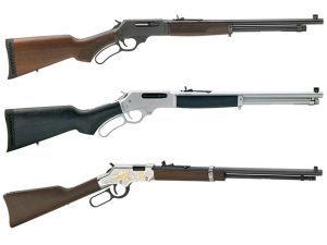 HENRY REPEATING ARMS RIFLES AND SHOTGUNS