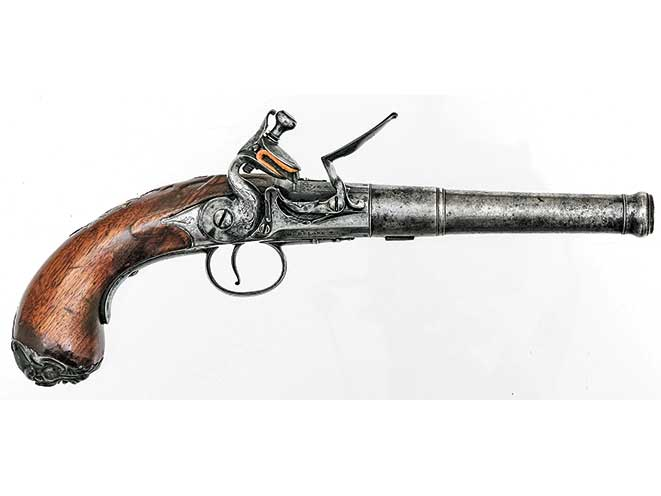 queen anne pocket pistol