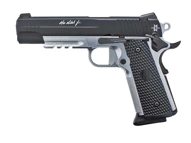 sig sauer new 1911 Max Michel BB Pistol