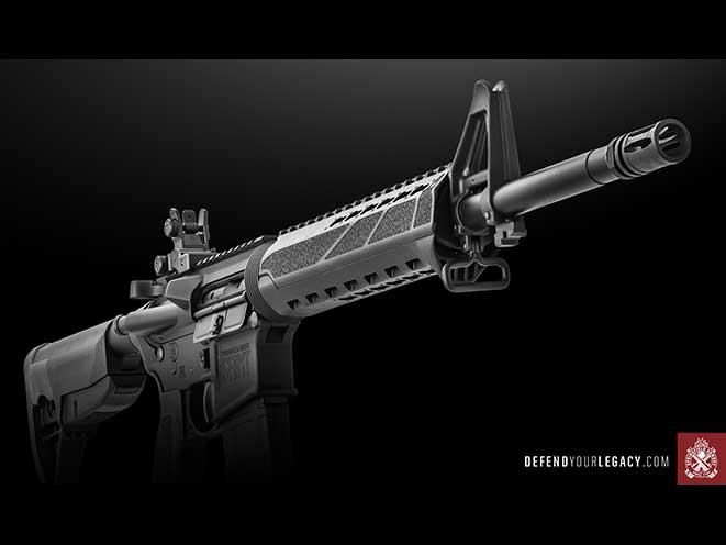 Springfield Armory SAINT rifle
