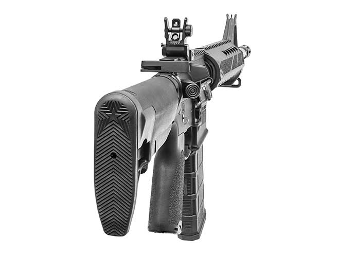 Springfield Armory SAINT gun