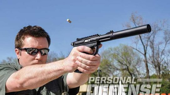Tactical Solutions Pac-Lite pistol