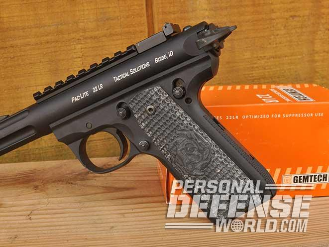 Tactical Solutions Pac-Lite rimfire