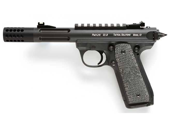 Tactical Solutions Pac-Lite handgun