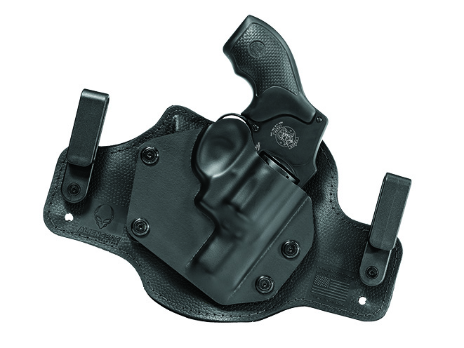 alien gear revolver holsters