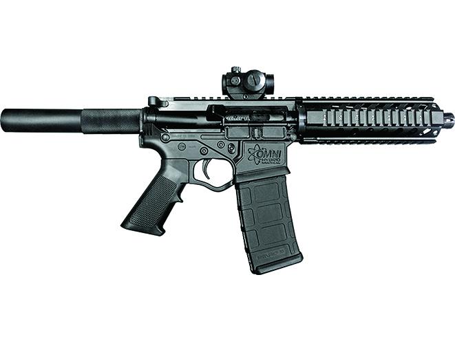 american tactical AR pistol
