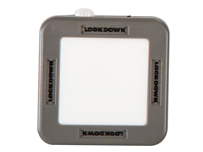 lockdown introduces new LED vault lights