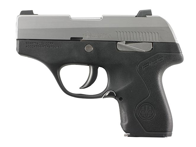 beretta pico pocket pistols