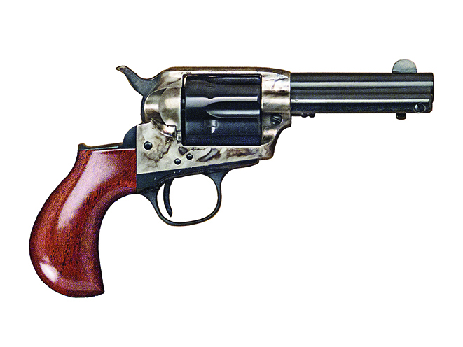 short-barreled revolvers cimarron lightning