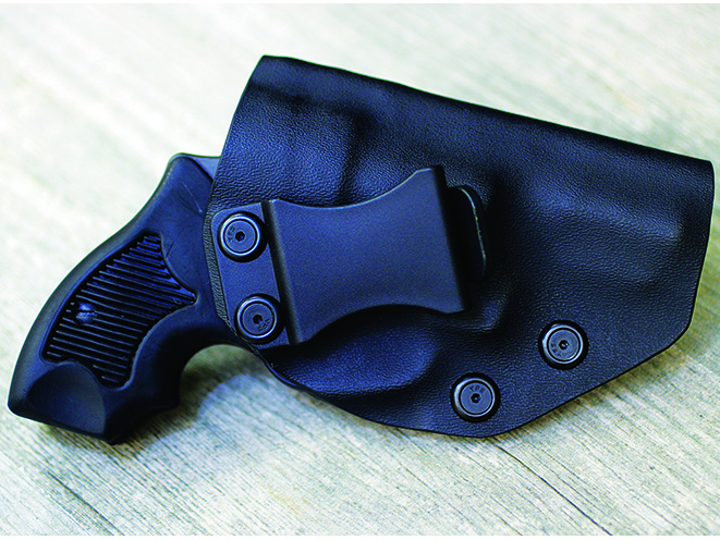 clinger stingray revolver holsters