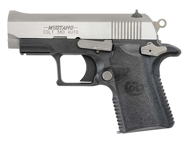colt pocket pistols
