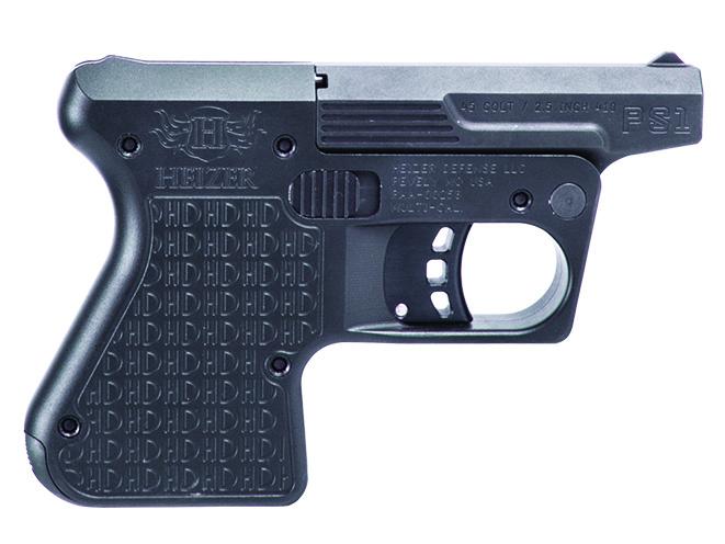 heizer defense ps1 pocket pistols