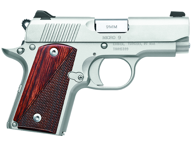 new guns from kimber america