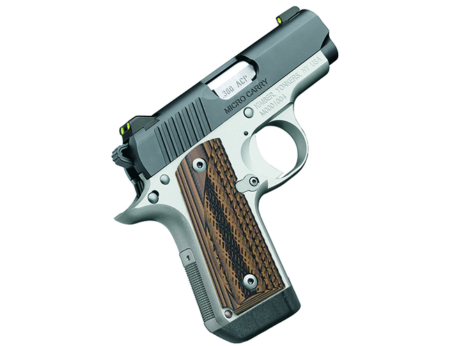 kimber pocket pistols